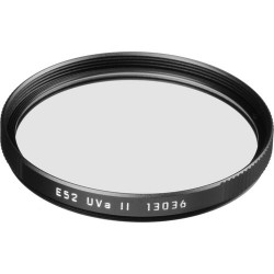 Filter Leica E52 UVa II Filter 52mm
