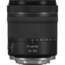 обектив Canon RF 24-105mm f/4-7.1 IS STM