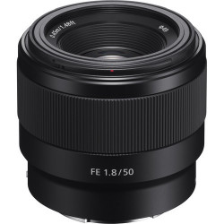 Sony FE 50mm f/1.8 (употребяван)
