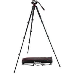 статив Manfrotto MVK502AQ Single Leg Video System Tripod Kit