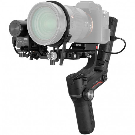 Zhiyun-Tech Weebill-S Zoom / Focus Pro Kit