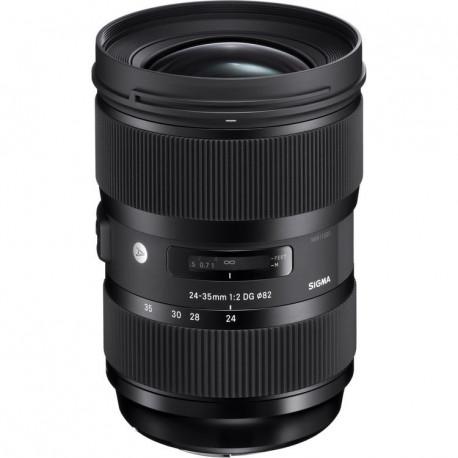 Sigma 24-35mm f / 2 DG HSM   A - Nikon F (revalued)