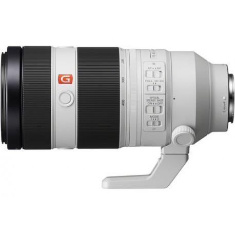 Sony FE 100-400mm f/4.5-5.6 GM OSS (употребяван)