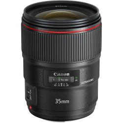 обектив Canon EF 35MM F/1.4L II USM (употребяван)
