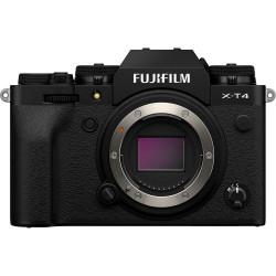 Camera Fujifilm X-T4 (black) + Lens Fujifilm Fujinon XF 16-80mm f / 4 R OIS WR