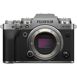 фотоапарат Fujifilm X-T4 (сребрист)
