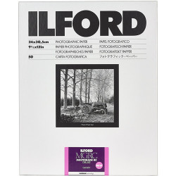 Ilford MULTIGRADE RC Deluxe Glossy 24x30.5cm / 50 sheets