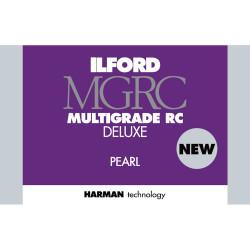 фотохартия Ilford MULTIGRADE RC Deluxe Pearl 24x30.5см / 10 листа
