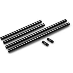 аксесоар Smallrig 1659 15mm M12 Thread Black Alu Rods Kit