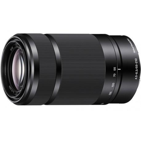 Sony SEL 55-210mm f/4.5-6.3 OSS Black (употребяван)