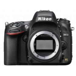 фотоапарат Nikon D610 + батериен грип MB-D14 (употребяван)