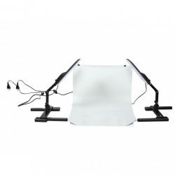 Lighting NanLite Compac 20 LED Panel (2 pcs. + accessories)