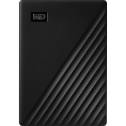 HDD Western Digital 2TB My Passport USB 3.2 Gen 1 (Black)