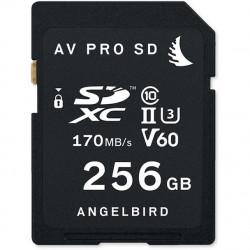 Angelbird AV PRO SD MK2 V60 256GB SDXC 170 MB/s