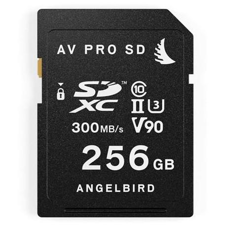 ANGELBIRD AV PRO SD MK2 V90 256GB SDXC 300MB/S