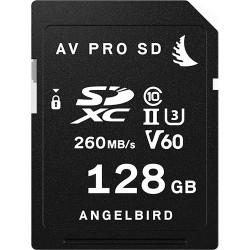 Angelbird AV PRO SD MK2 V60 128GB SDXC 170MB/s