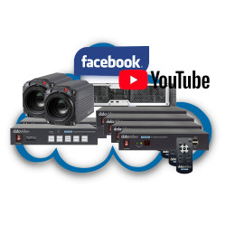 Kit Datavideo STR-100 Corporate Streaming Set