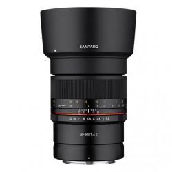 Samyang MF 85mm f / 1.4 - Nikon Z