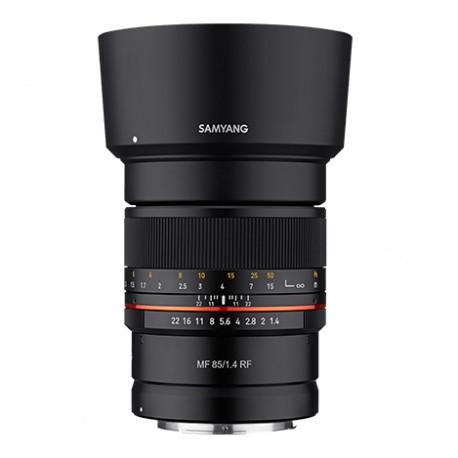 Samyang MF 85mm f / 1.4 - Canon EOS R (RF)