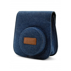 Fujifilm Instax Mini 9 Camera Case With Strap (Jeans Canvas)