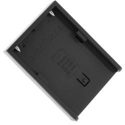 Accessory Hedbox RP-DBPU Plate Adapter for SONY BP-U30 / 60/90 / RP-BP75D / 85/95