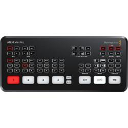 Video Device Blackmagic ATEM Mini Pro + Video Device Blackmagic ATEM Streaming Bridge for ATEM Mini Pro