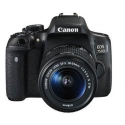 фотоапарат Canon EOS 750D + EF-S 18-55mm f/3.5-5.6 IS STM (употребяван)