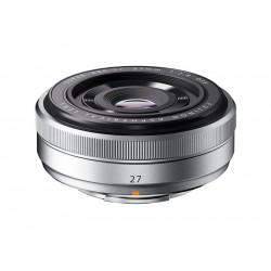 обектив Fujifilm Fujinon XF 27mm f/2.8 Silver (употребяван)