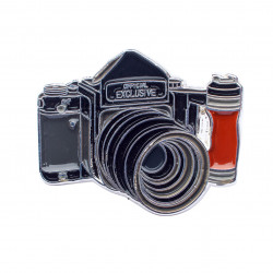pin Official Exclusive Pentax 6x7 120 Medium Format Film Camera