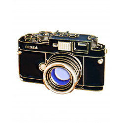 pin Official Exclusive Voigtlander Bessa Rangefinder Camera Pin