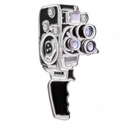 значка Official Exclusive Bolex 8mm Super Film Camera