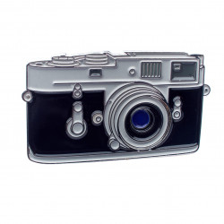значка Official Exclusive Classic Rangefinder Leica M2 Camera Pin