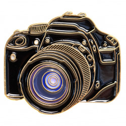 значка Official Exclusive Digital SLR Camera Pin №1