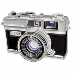 значка Official Exclusive Canon Canonet ql17 Fixed Lens Rangefinder Camera Pin