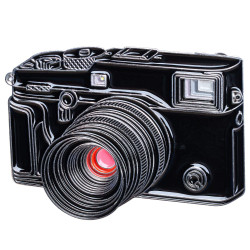значка Official Exclusive Digital Rangefinder Camera Pin №1
