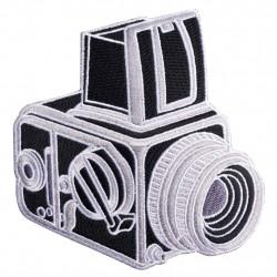 Photo Souvenir Official Exclusive Hasselblad 500 c Medium Format 120mm Film Camera Patch