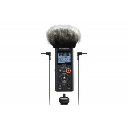Audio recorder Olympus LS-P4 Linear PCM Recorder Videographer Kit