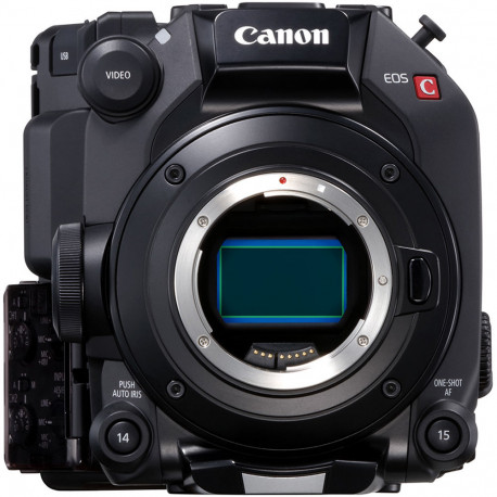 CANON EOS C500 MARK II EF-MOUNT