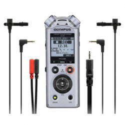 Audio recorder Olympus LS-P1 LineArt PCM Recorder Interviewer Kit