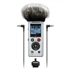 Audio recorder Olympus LS-P1 LineArt PCM Recorder Videographer Kit