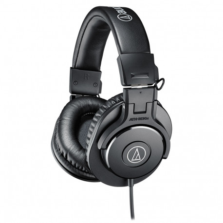 AUDIO-TECHNICA ATH-M30X HEADPHONES