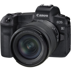 Camera Canon EOS R + Lens Canon RF 24-105mm f / 4-7.1 IS STM + Lens Canon RF 50mm f / 1.8 STM