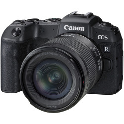 Camera Canon EOS RP + Lens Canon RF 24-105mm f / 4-7.1 IS STM