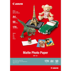 Accessory Canon MP-101 Matte A4 50 sheets