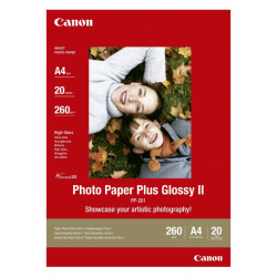 Accessory Canon PP-201 Plus Glossy II A4 20 sheets
