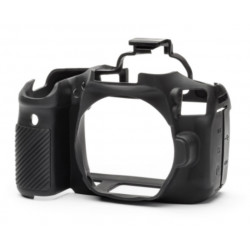 аксесоар EasyCover ECC90DB - Силиконов протектор за Canon 90D (черен)