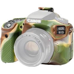 аксесоар EasyCover ECC90DC - Силиконов протектор за Canon 90D (камуфлаж)