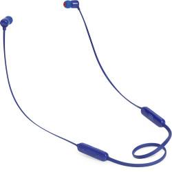 слушалки JBL T110BT (син)