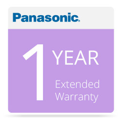 Warranty Panasonic 1 year extended warranty for compact cameras