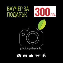 Voucher for a gift BGN 300
